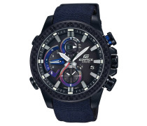 "Connected Watch mit Bluetooth EQB-800TR-1AER ""Toro Rosso Edition"" Chronograph mit Solar"
