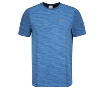"""T-Shirt """"Threadborne"""", atmungsaktiv, für Herren, Blau"""
