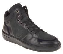 """Sneaker """"New Alex High"""", Leder, Filzschaft"""