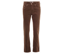 "Cord-Hose ""Nevio"", Regular Fit, Beige"