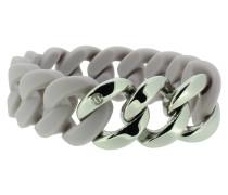 "Armband ""Original"" 107771 Edelstahl pastellviolett silber"