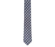 Krawatte, Paisley, reine Seide