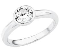 Ring 2018658, mit Swarovski Kristall, ,  925