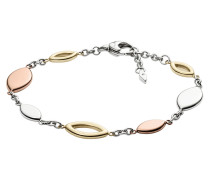 Armband, JF02778998, Silber|Rosègold Ip|Gold Ip