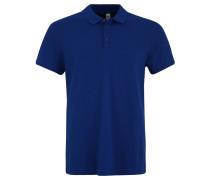 """Poloshirt """"Essentials Base"""", Piqué-Gewebe, für Herren, Blau"""