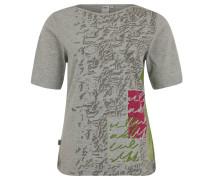 "T-Shirt ""Zilli"", schnelltrocknend, für Damen, Grau"