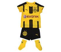Borussia Dortmund Trikot-Set, Home, 2016/2017, für Babys