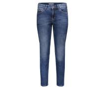 """7/8-Jeans """"Carrie Pipe"""", Straight Fit, schmaler Beinverlauf"""