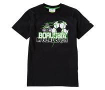 Borussia Mönchengladbach T-Shirt, Front-Print, für Kinder