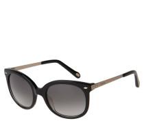 """Sonnenbrille """"FOS2035/S"""", Cat-Eye-Look, glänzend"""