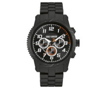 Herrenuhr Chronograph HD Shield 78B138