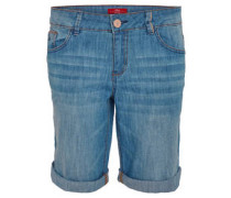 Bermuda-Shorts, Jeans, Regular Fit