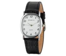 Armbanduhr Lederband