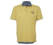 Poloshirt, Lagen-Look, Piqué-Qualität