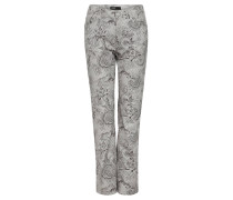 "Jeans ""Cici"", Regular Fit, Paisley-Allover-Print"