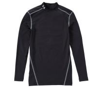 """Kompressions-Shirt """"UA ColdGear"""", schnell trocknend, für Herren, Schwarz"""