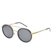 """Sonnenbrille """"EA 2041 3002/87"""", runde Gläser, doppelter Steg"""