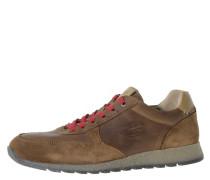 """Sneaker """"Earth"""", Leder, Profilsohle, Braun"""
