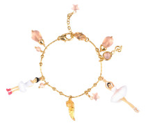Armband mit Anhänger WDD201/2, Ballerina