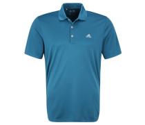 Polo-Shirt, leicht, für Herren, Türkis