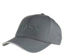 Cap, weitenverstellbar, Logo-Besatz