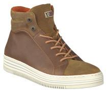 "Sneaker ""Guru"", halbhoch, Braun"