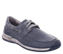 Schnürschuh, uni, ergonomisches Fußbett