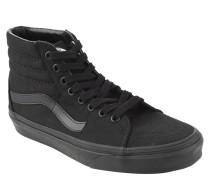 Sneaker, hoher Schaft, Gummisohle, uni