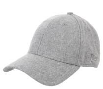 Basecap, Wollmix, verstellbar, für Herren