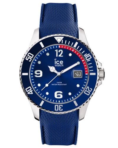 ICE steel - Blue - Medium - 3H 015770 Herrenuhr