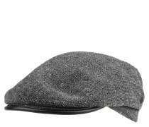 Mütze, Schirm, Wolle