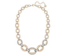 Halskette Circlet IP rosevergoldet 5153380