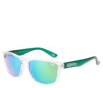 """Sonnenbrille """"SDS Rockstar 185"""", zweifarbig, transparent, Spiegelgläser"""