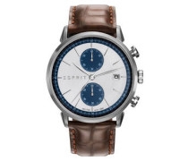 TP10918 Herrenuhr LIGHT BROWN ES109181001, Chronograph