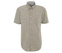 Freizeithemd, Regular Fit, Under-Button-Down-Kragen
