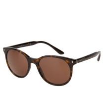 """Sonnenbrille """"SPR06T"""", Panto-Stil, Schildpatt-Optik"""