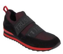 Sneaker, elastische Bänder, Mesh