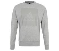"""Sweatshirt """"Sid"""", Statement-Logo, für Herren, Grau"""