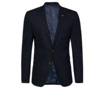 Sakko als Anzug-Baukasten-Artikel, Karo-Design, slim fit