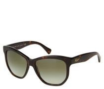 """Sonnenbrille """"RA5219 13788E"""", grüne Verlaufsgläser"""