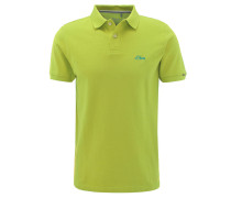 Poloshirt, Regular Fit, Piqué, Marken-Stickerei