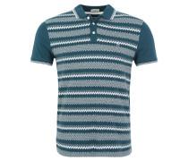 Poloshirt, Slim Fit, Grün