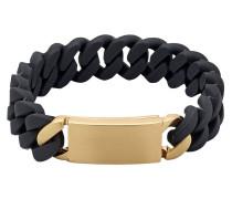 Spring Bracelets Armband 291612162, schwarz/goldfarben
