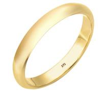 Ring Ehering Bandring Klassisch 375 Gelb