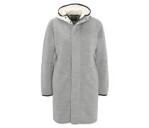Mantel, Wolle, Wattierung, für Damen