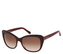 "Sonnenbrille ""FOS 2038/S"", Schmetterlingsform"