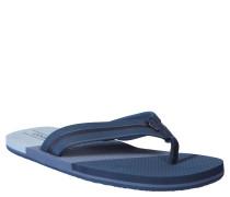 Zehentrenner, Fußbett, Schaumstoff, für Herren, Blau