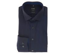 """Businesshemd """"Luxor"""", Modern Fit, Streifen-Muster, Blau"""