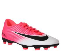 Fußballschuhe, Stollen, Ripp-Struktur, für Herren, Pink