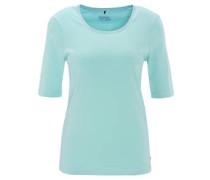 T-Shirt, Halbarm, Rundhals